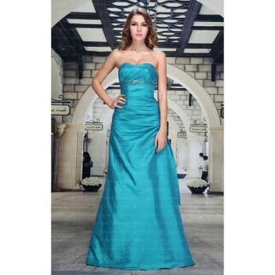 Abendkleid für Damen in Blau