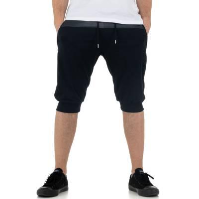 Shorts für Herren in Blau