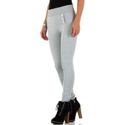 Skinny-Hose für Damen in Grau