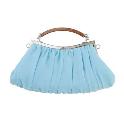 Abendtasche für Damen in Blau
