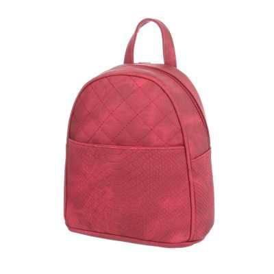 Kleine Damen Tasche Rot Rosa