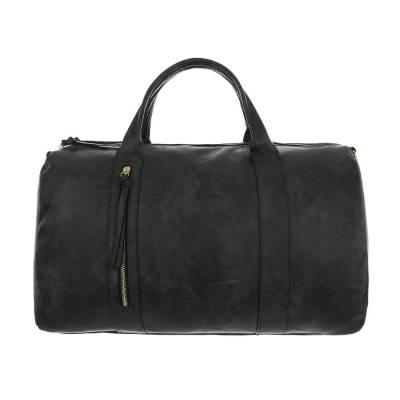 Große Damen Tasche Dunkelgrau
