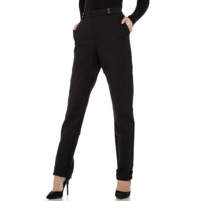 Chinos für Damen in Schwarz