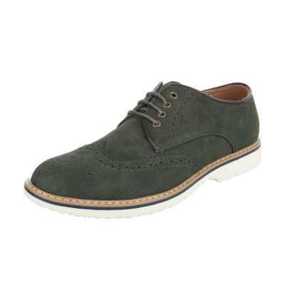 Business-Schuhe für Herren in Grün