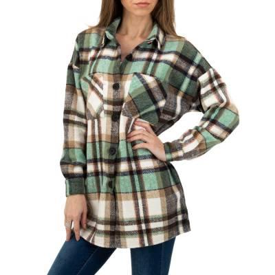Übergangsjacke für Damen in Grün