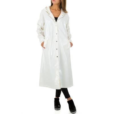 Trenchcoat für Damen in Weiß