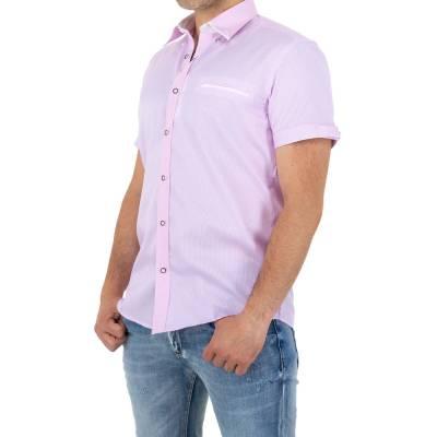 Hemd für Herren in Rosa