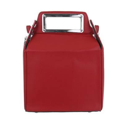 Handtasche für Damen in Rot