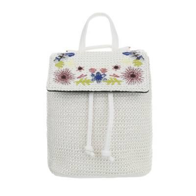 Sehr Kleine Damen Tasche Weiß
