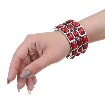 Armband für Damen in Rot