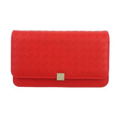 Geldbörse für Damen in Rot