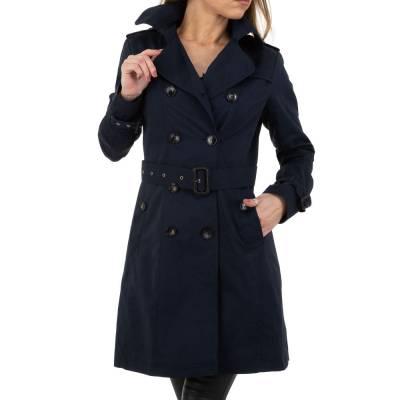 Trenchcoat für Damen in Blau