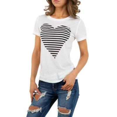 T-Shirt für Damen in Mehrfarbig