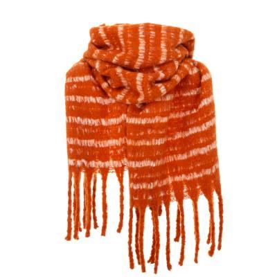 Schal für Damen in Orange