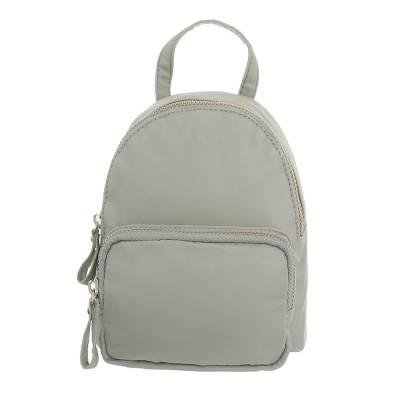Sehr Kleine Damen Tasche Beige Grau