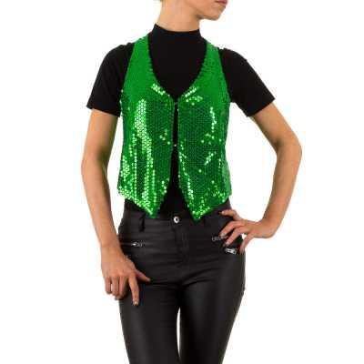 Weste für Damen in Grün