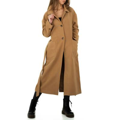 Trenchcoat für Damen in Braun