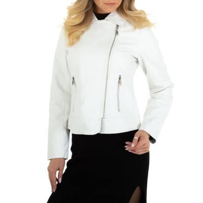 Jacke für Kinder in Weiß