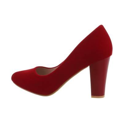 High Heel Pumps für Damen in Rot