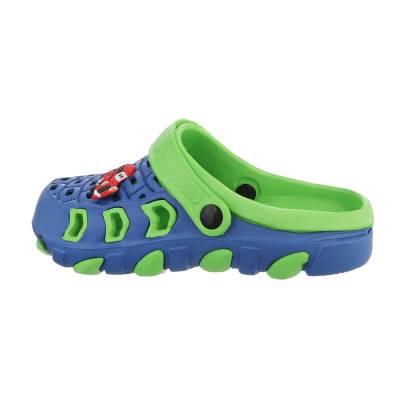 Sandalen für Kinder in Blau
