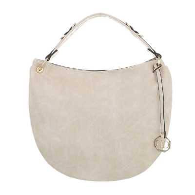 Große Damen Tasche Beige