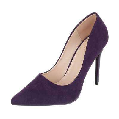 High Heel Pumps für Damen in Lila
