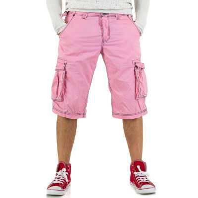 Shorts für Herren in Rosa