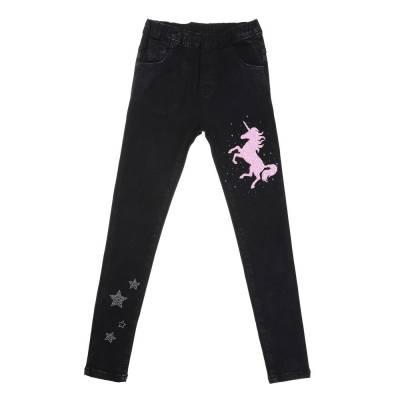 Jeans für Kinder in Schwarz