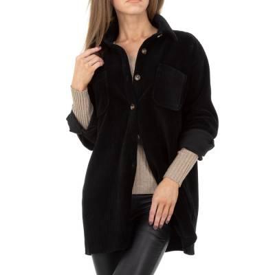 Übergangsjacke für Damen in Schwarz