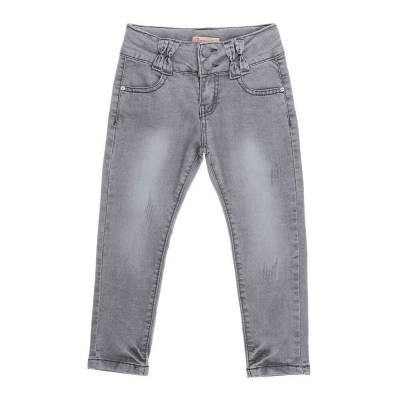 Jeans für Kinder in Grau