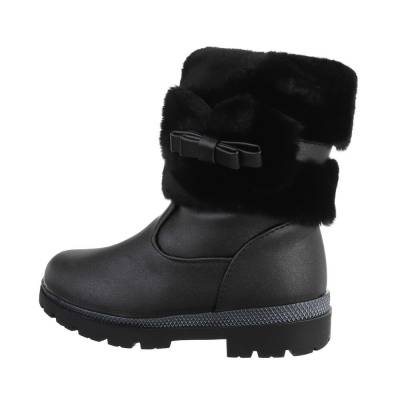 Stiefel für Kinder in Schwarz