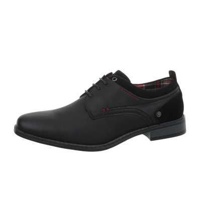 Business-Schuhe für Herren in Schwarz