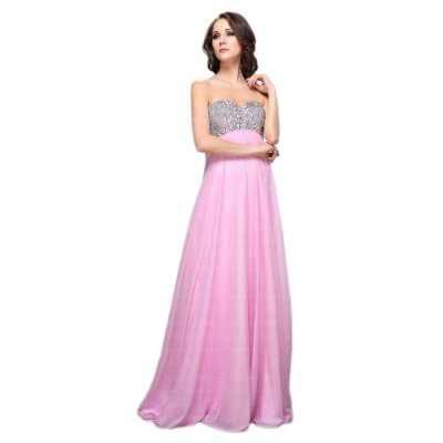 Abendkleid für Damen in Rosa