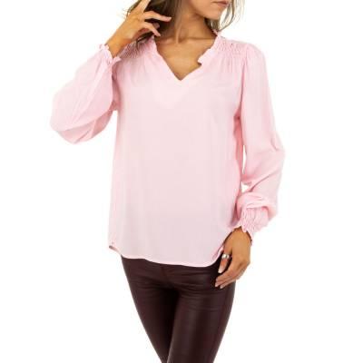 Bluse für Damen in Rosa