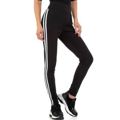 Sportleggings für Damen in Schwarz