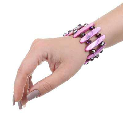 Armband für Damen in Lila