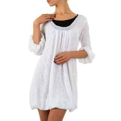 Tunika für Damen in Weiß