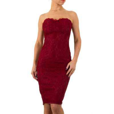 Cocktailkleid für Damen in Rot