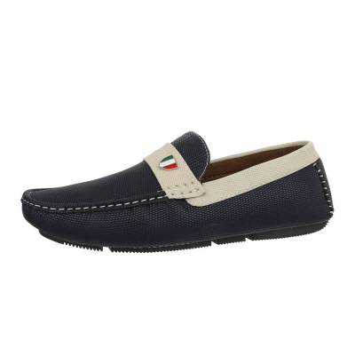 Slipper für Herren in Blau