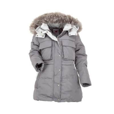Jacke für Kinder in Grau