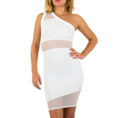 Minikleid für Damen in Weiß
