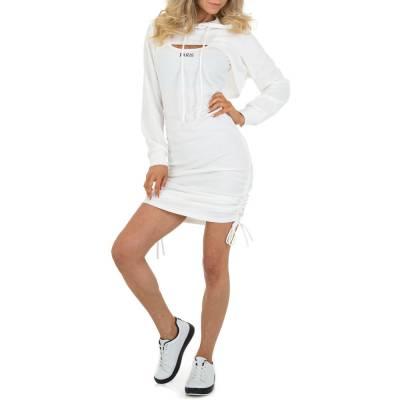 Zweiteiler für Damen in Weiß