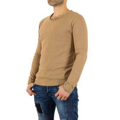 Pullover für Herren in Beige