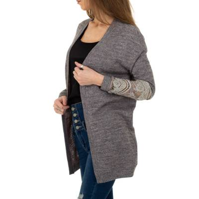 Strickjacke für Damen in Lila