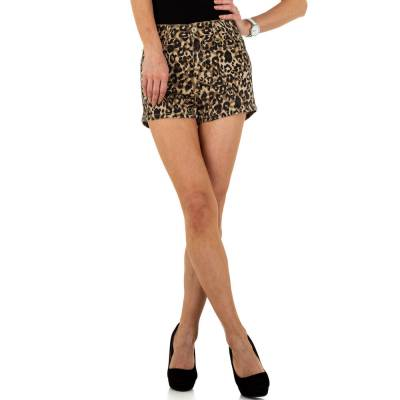 Hotpants für Damen in Leo