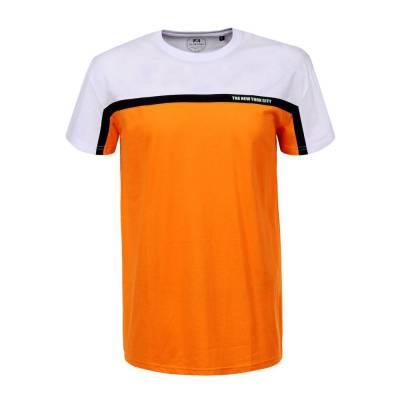 T-Shirt für Herren in Orange
