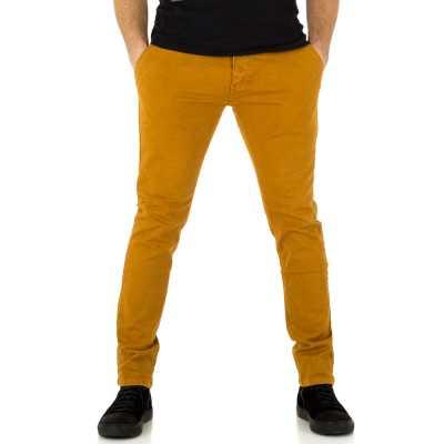 Jeans für Herren in Gelb