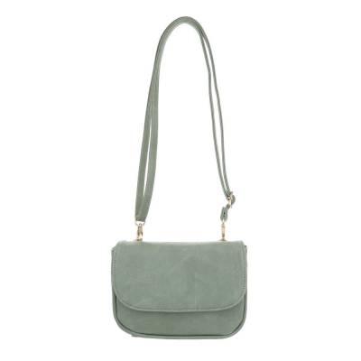 Sehr Kleine Damen Tasche Hellgrün