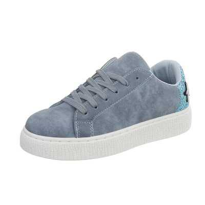 Sneakers low für Damen in Blau