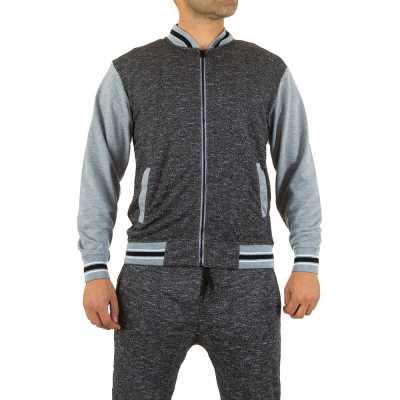 Jacke für Herren in Grau